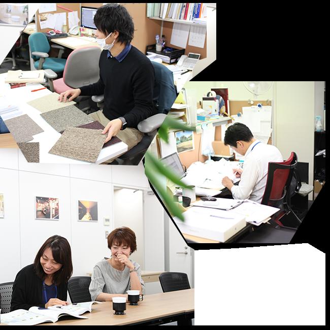 設計デザインの就職・求人について